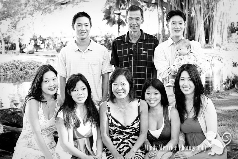 Hawaii Family Photo