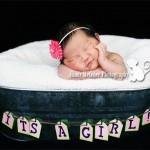 Newborn: Paityn | Hawaii Newborn Photographer