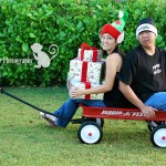 "Family: The ""S"" Family aka Santa, Santa's Helper & the Grinch 