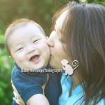 Sneak Peek: Kellen   Hawaii Baby Photographer