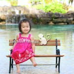 Sneak Peek: Miss L | Hawaii Children Photographer