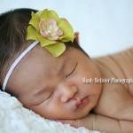 Sneak Peek: Mia | Hawaii Newborn Photographer
