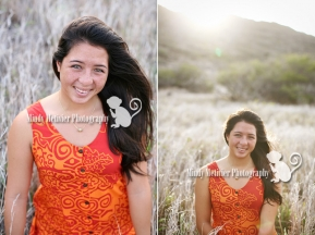 Hawaii Senior Photo