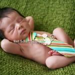 Sneak Peek: Wyatt   Hawaii Newborn Photographer