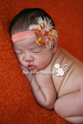 Hawaii Newborn Photo
