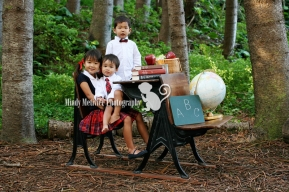 Hawaii Children Back to School Photo