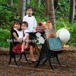 Sneak Peek: Back to School Fun | Hawaii Children Photographer
