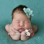Newborns: Harper and Chloe   Hawaii Newborn Photographer