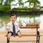 Sneak Peek: Camden | Hawaii Baby Photographer