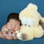 Sneak Peek: Dominic | Hawaii Newborn Photographer