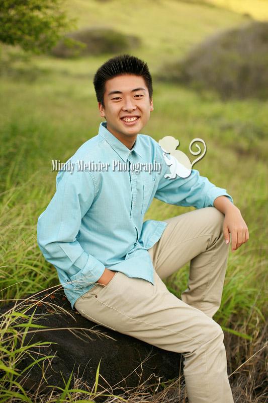 Hawaii Senior Photo