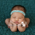 Sneak Peek: Kelina | Hawaii Newborn Photographer
