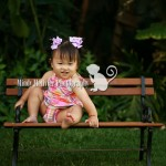 Sneak Peek: The Many Faces of Matilda | Hawaii Baby Photographer