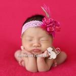 Sneak Peek: Mehana | Hawaii Newborn Photographer