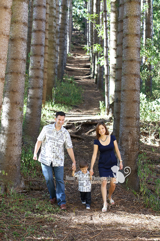 Hawaii Family Photo