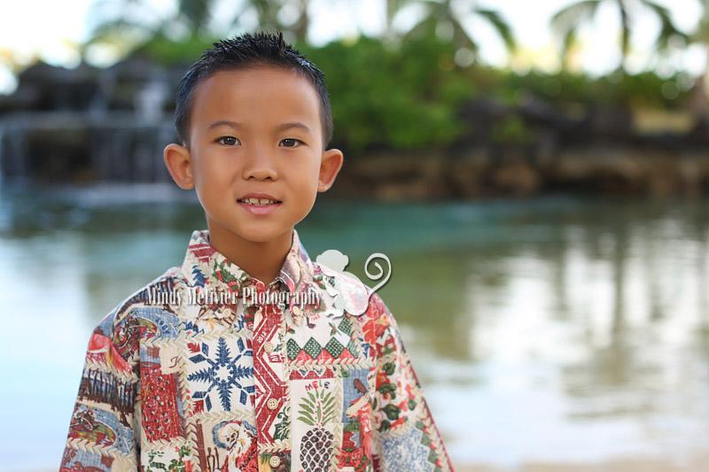 Mindy Metivier Hawaii Family Photo C 1
