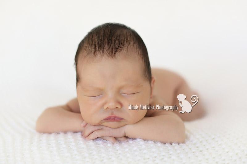 Oahu Hawaii Newborn Photo Mindy Metivier