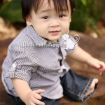 Sneak Peek: Ryden | Hawaii Baby Photographer