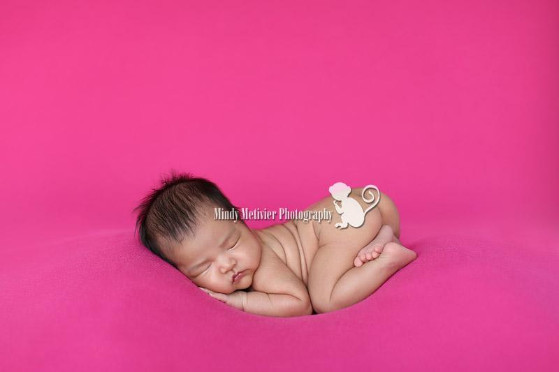 Honolulu Hawaii Newborn Photo Mindy Metivier