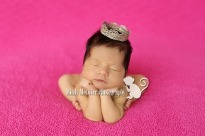 Honolulu Hawaii Newborn Photo Mindy Metivier