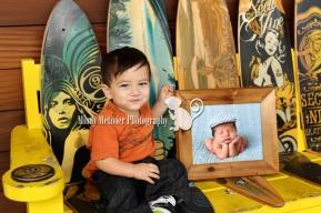 Honolulu Hawaii Baby Photo Mindy Metivier