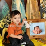 Sneak Peek: Logan | Hawaii Baby Photographer