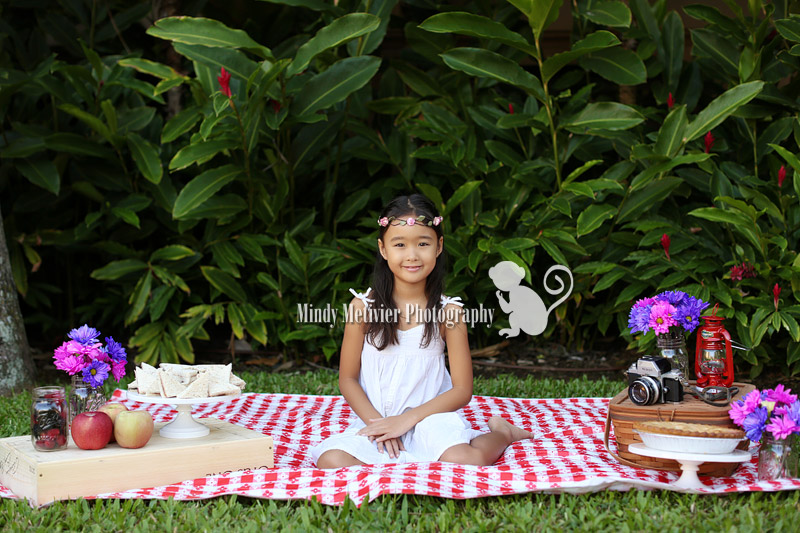 Honolulu Oahu Hawaii Children Photo Mindy Metivier