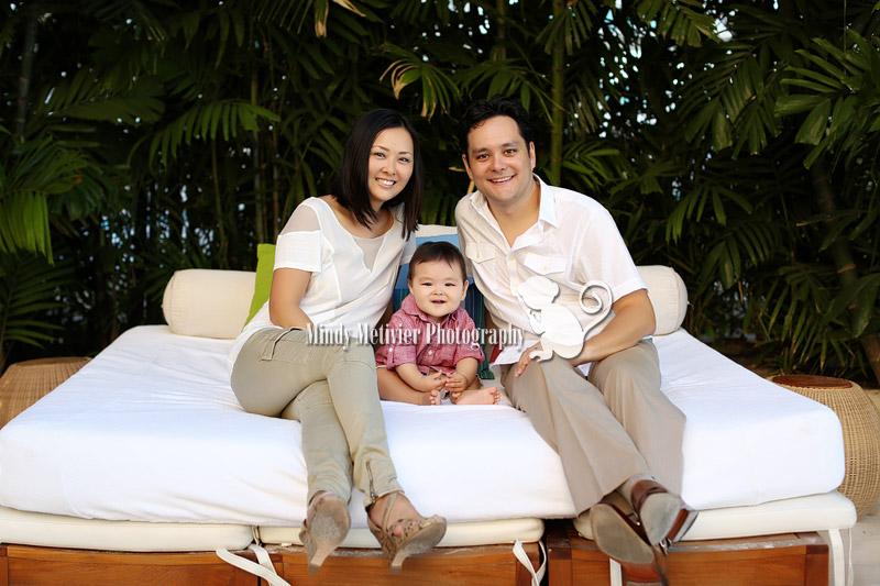 Honolulu Oahu Hawaii Baby Photo Mindy Metivier