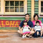 "The ""O"" Family | Oahu, Hawaii Family Photographer"