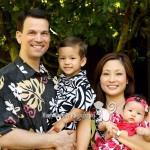 "The ""SW"" Family | Oahu, Hawaii Family Photographer"