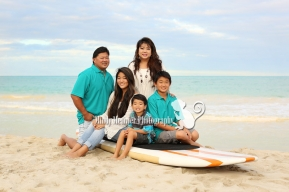 Honolulu Oahu Hawaii Family Photo Mindy Metivier