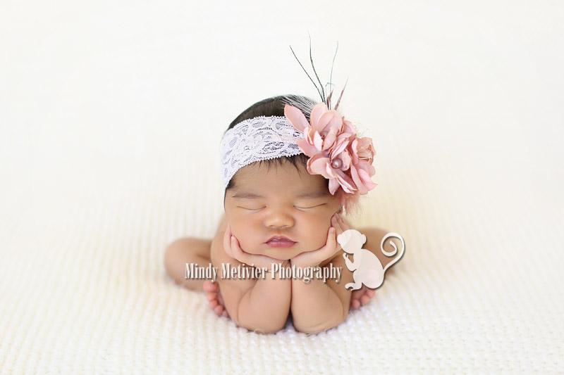 Honolulu Oahu Hawaii Newborn Photo Mindy Metivier