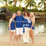 "The ""N"" Family | Oahu, Hawaii Family Photographer"