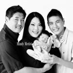 Zavery | Oahu, Hawaii Newborn Baby Photographer