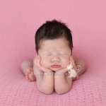 Lexi | Oahu, Hawaii Newborn Photographer