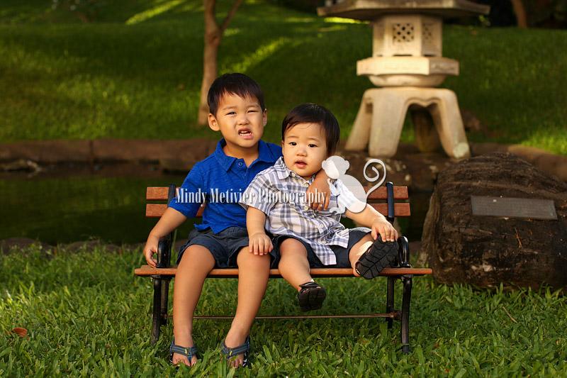 Honolulu Oahu Hawaii Baby Family Photo Mindy Metivier