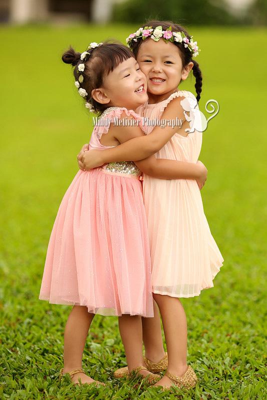 Honolulu Oahu Hawaii Family Children Photo Mindy Metivier